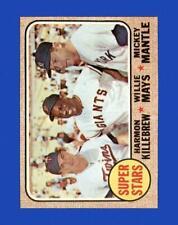 1968 Topps Set Break #490 Super Stars NR-MINT *GMCARDS*