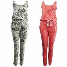 Unbranded Striped Cotton Jumpsuits, Rompers & Playsuits for Women