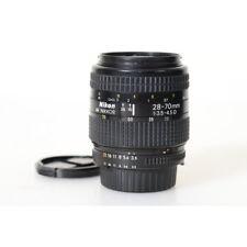 Nikon AF 3,5-4,5/28-70 D Zoomobjektiv - Nikon AF Nikkor 28-70mm 1:3.5-4.5