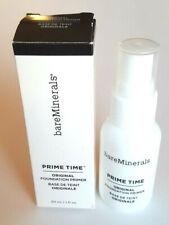 BareMinerals Prime Time Original Foundation Primer 1oz BNIB Fast/Free shipping