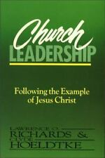 NEW - Church Leadership: Following the Example of Jesus Christ