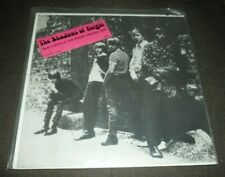 SHADOWS OF KNIGHT 33RPM LP RAW N ALIVE AT THE CELLAR 1966 ROCK PSYCH SUNDAZED