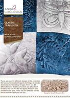Classic Trapunto Anita Goodesign Embroidery Machine Design CD NEW