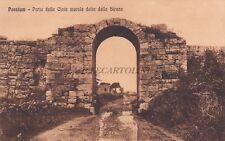 PAESTUM - Porta della Cinta Murale detta delle Sirene