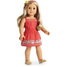 American Girl Doll Sunny Day Dress - New