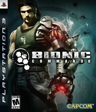 Bionic Commando - Playstation 3 Game