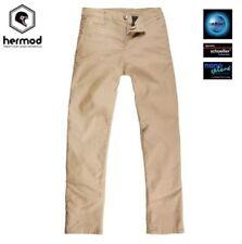 Pantalones urbanos para hombres textil para motoristas