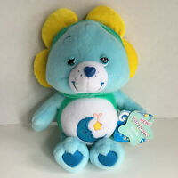Special Edition CARE BEAR:Bedtime Bear dressed as a flower: Natural Wonders: EUC