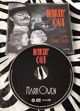 Mark Owen (Take That) - Makin' Out Rare CD Single