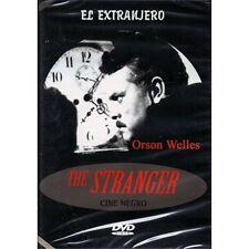 The Stranger (El extranjero) (Orson Welles DVD Nuevo)