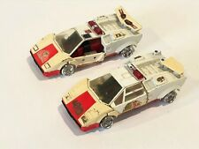 Transformers G1 RED ALERT Parts Lot Only Figures Generation 1