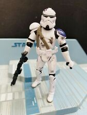 STAR WARS AOTC   ACTION  FIGURE  LOOSE -CLONE TROOPER FROM KASHYYK