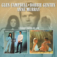 Glen Campbell : Bobbie Gentry and Glen Campbell/Anne Murray Glen Campbell CD