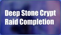Deep Stone Crypt Raid Completion Guaranteed (Playstation/Xbox/PC!)