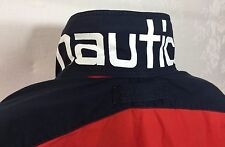 True VTG Early 90's NAUTICA Sailing Sailboat Hip Hop Jacket M tommy polo 92