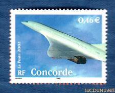 N° 3471 CONCORDE 2002 Le Siècle au fil du timbre NEUF