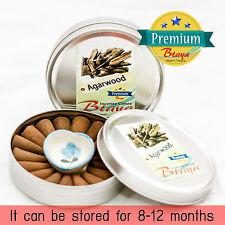 Agarwood Premium Incense Cones Scent Aroma Incense Sticks Dipped Bulk Set Btaya