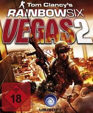 Tom Clancy's Rainbow Six VEGAS 2 *  Neuwertig