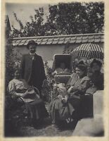 Francia Famille Neonato Fotografia Amatore SnapshotPL10L3-36 Vintage