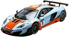 TRUESCALE 2012 McLaren MP4-12C GT3 #9 Total 24Hours of LE 300 pcs 1:18 New Item!