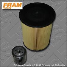 SERVICE KIT VOLVO S40 II 2.0 16V FRAM OIL AIR FILTERS (2007-2012)