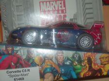 "Carrera Go 61469 Chevrolet Corvette C5R ""Spider-Man"" in OVP"