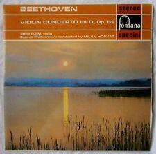Beethoven / Igor Ozim - Violin / Milan Horvat / RARE 1965 STEREO LP
