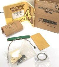Vintage Heathkit Gda 1205-4 Servo Kit New in Box.