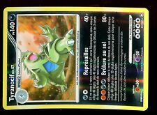 POKEMON MYSTERIEUX TRESORS HOLO INV N°  17/123 TYRANOCIF