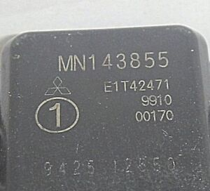 NEW GENUINE/OE MN143855 E1T42471 E001T42471 for MITSUBISHI COLT LANCER;4G15 4G19
