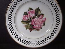 Bing & Grondahl Danbury Mint 1979 The 12 Rose Plates Angel Face Ltd Ed Plate