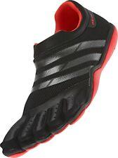 Adidas Adipure Shoes Trainer Ortholite Black Water Grip Barefoot Skeleton US 8
