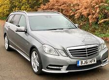 Mercedes-Benz E-Class 2.1TD E250 CDI Estate Sport Edition (201bhp) CDI 7G Tronic