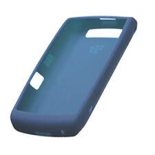 OEM NEW Blackberry BLUE Silicon Gel Skin Case for STORM 2 II 9520 9550