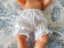DOLLS CLOTHES FOR BABY BORN PRETTY KNICKERS/PANTIES HAND MADE