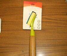 Full Circle Suds Up Soap-Dispensing Dish Sponge Green & Bamboo Handle