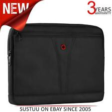 "Wenger 606460 BC Top Ballistic 14"" Laptop Sleeve Notebook Case Messenger - Black"