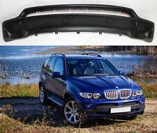 BMW X5 E53 4,8is style FRONT BUMPER SPOILER fits on 2003-2006 Fiberglass