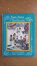 PEARL PINKE and SEA GREENIE pixie o'harris HB