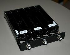 Fiplex DCL4533-1 UHF 390-440 MHz Duplexer 5MHz Split Tuned to 422.05/427.05
