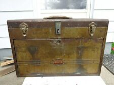Vintage Craftsman 7 Drawer Machinist Tool Chest Heritage Logo