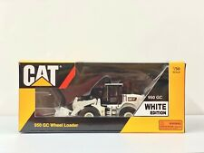 1/50 Scale Caterpillar 950GC Wheel Loader, White Edition