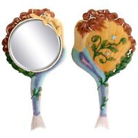 Mermaid on Seashell with Kelp Hand Mirror Vanity Beauty Accessory Fantasy New