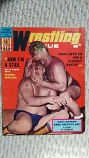 Vintage Wrestling Revue Magazine September 1967 Brazil Graham Malenko Girls