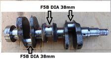 SUZUKI F5B 543cc 3 CYLINDER CRANKSHAFT STD PETROL FROM JDM ENGINE LOW MILEAGES