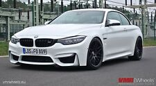 VMR V703 schwarz Felgen 9,5 + 10x 19 Zoll für BMW M3 F80 BMW M4 F82 F83