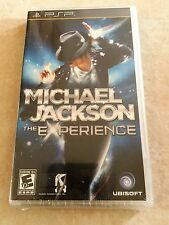 Michael Jackson: The Experience (Sony PSP, 2010) PSP NEW