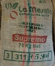 Colombian Supremo Speciality Green Coffee Beans 17/18 - 1 lb, 3 lb, 5 lb