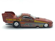 Racing Champions NHRA Del Worsham Fink Funny Car 1/64 Scale