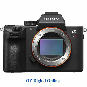 New Sony A7R Mark III A 1 Year Au Warranty